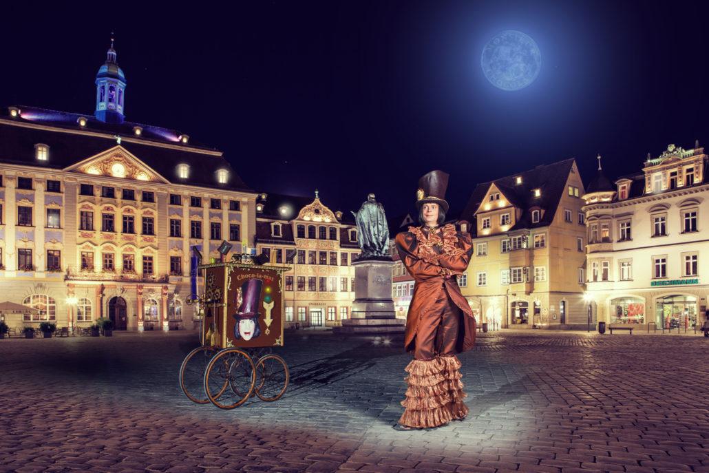 Monsieur Chocolat -Marktplatz Coburg