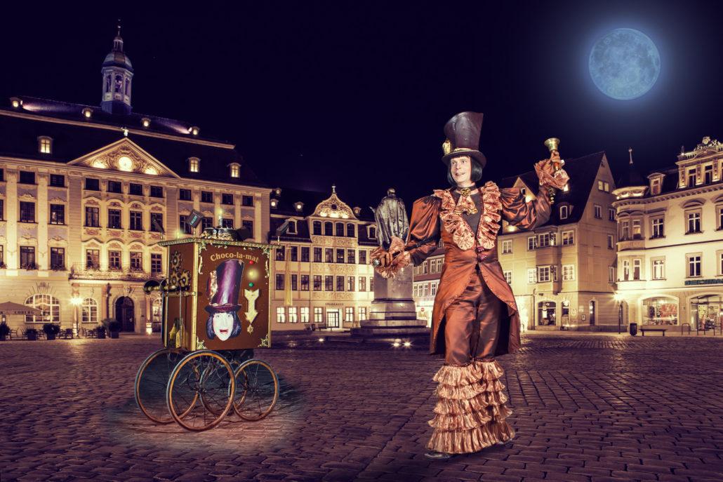 Monsieur Chocolat - Marktplatz Coburg