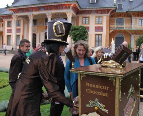 Monsieur Chocolat Impressionen