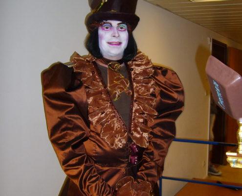 Monsieur Chocolat mal anders - Alice im Wunderland