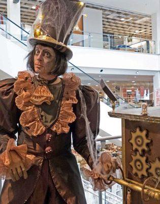 Monsieur Chocolat mal anders - Halloween
