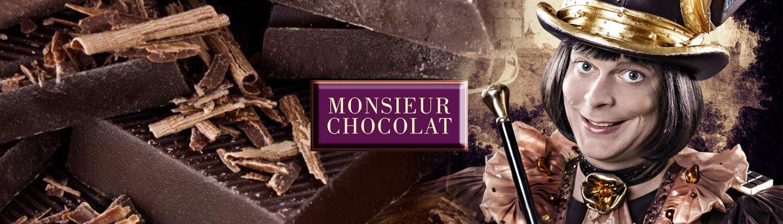 Monsieur Chocolat Header