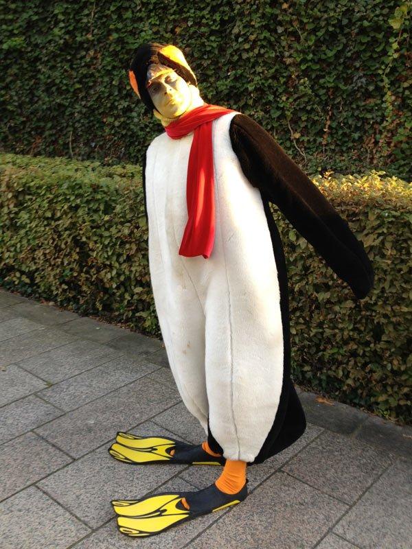 Charisma Animation - Pinguin